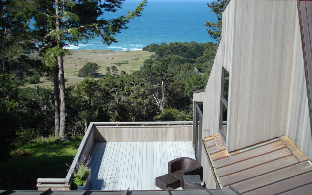 Sebastopol Architect Doug Murray - Nolan Home Remodel - The Sea Ranch