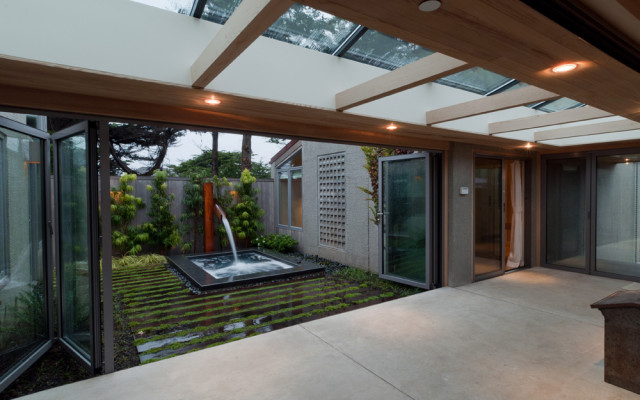 Sebastopol Architect Doug Murray - Snedaker Home Interior